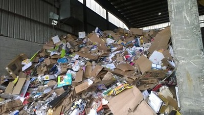 County Waste and Recycling Center