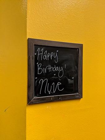 Nuve Reno Birthday 2020