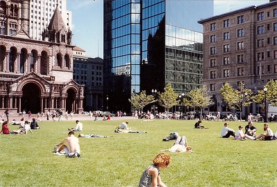 Boston, Massachusetts, 1989