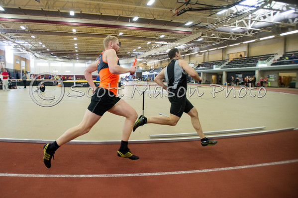 USATF East Region and NE Masters Indoor Champs  Relays