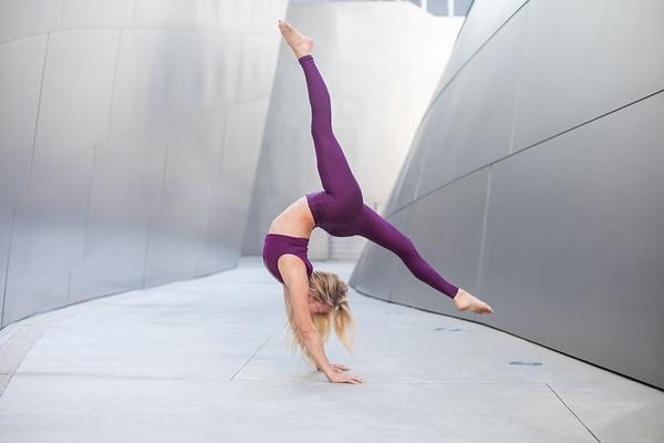 2020.02.17 Susie Vanessa Yoga & Brianna Barraza @ Disney Concert Hall