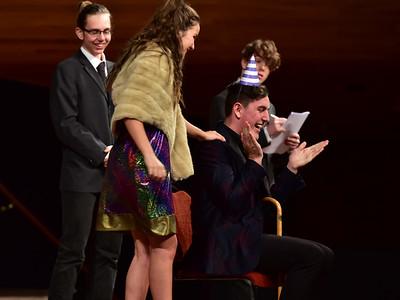 Wairarapa College: King Lear - Act I sc i
