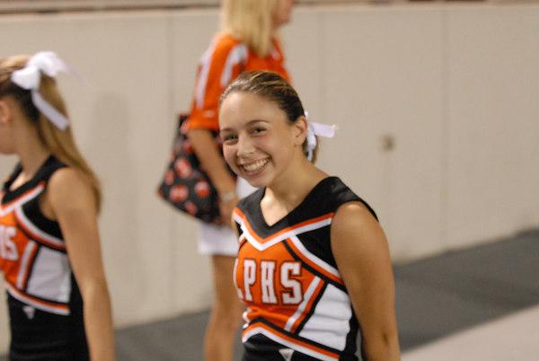 06-07 Cheerleaders