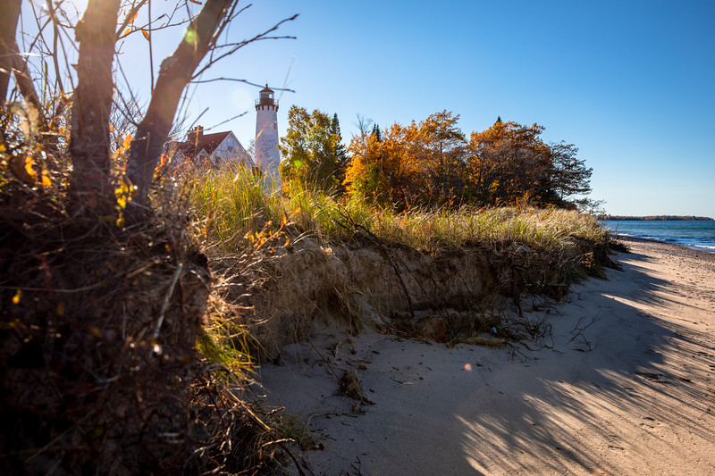 Point Iroquois Lighthouse