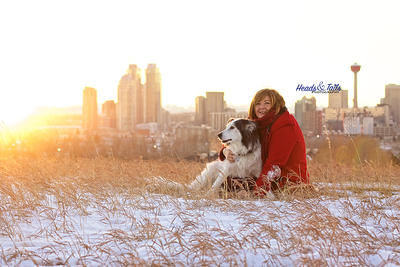 Outdoor Dog Photography Portraits