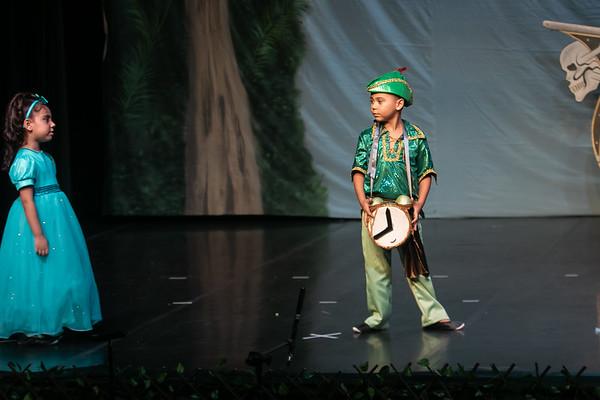Chave do Tamanho - Peter Pan - Final