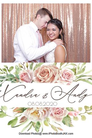 Xandra + Andy