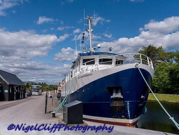 Caledonian Canal (28.05.2016)
