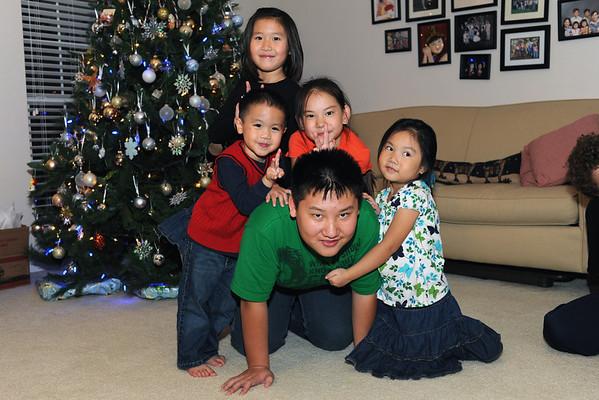Christmas 2009 Vo Family