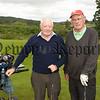 Raymond McCumiskey and Fr Kevin Cullen. RS1532003