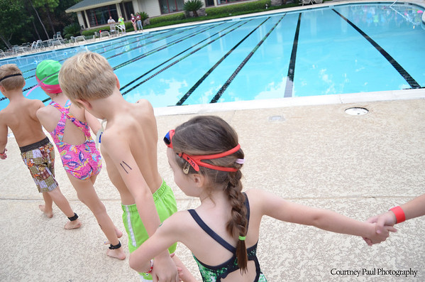 Swim {Photos by Courtney Paul Photography}