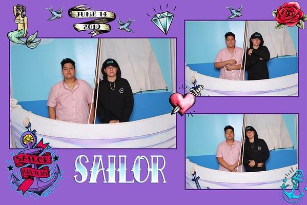 Sailor Bat Mitvzah - Invision