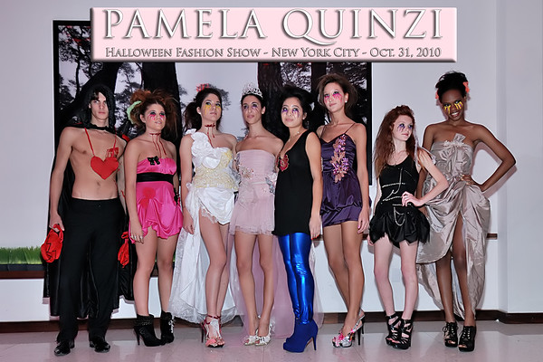 Pamela Quinzi Fashion Show New York City
