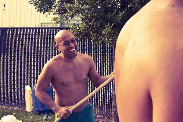2011 Capoeira Orlando Welcome Roda