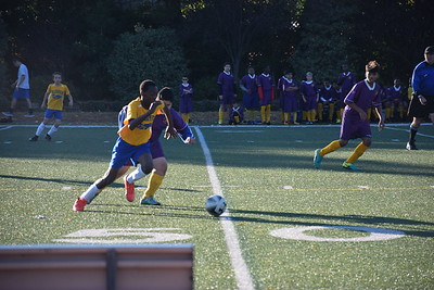 Latin School Boys Soccer – 2017