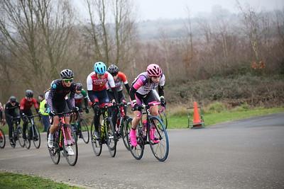Hog Hill. Ladies & Cat 4 race