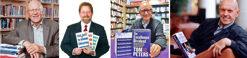 Lessons in Leadership Best Selling Authors and Speakers.