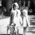 Spot, JoeAnne & Maudeen Eldredge