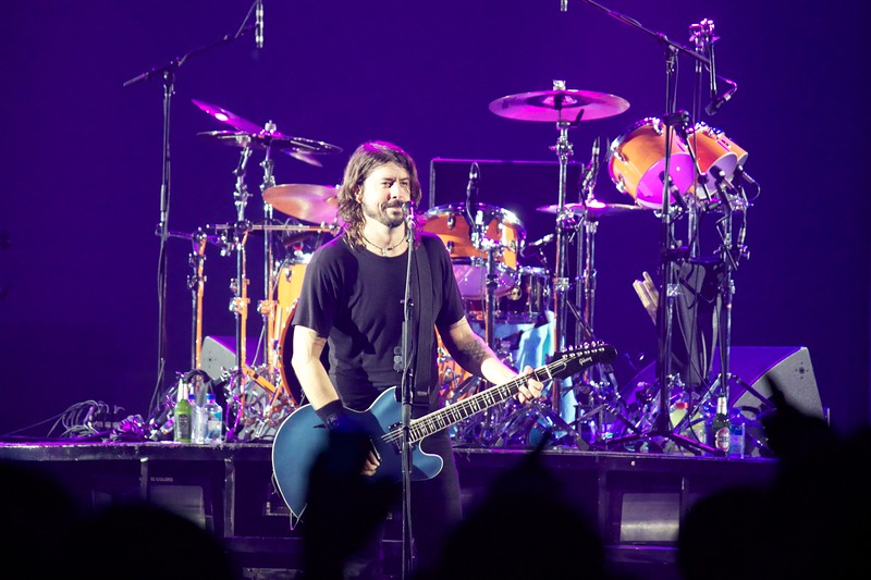 2011 BlizzCon - Foo Fighters Concert