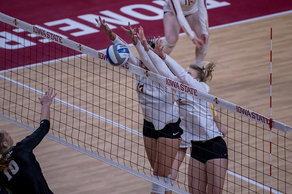 ISU Volleyball vs Tulane 12/11/18