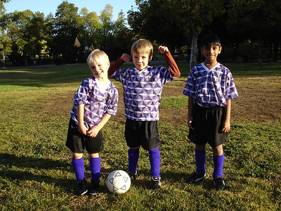 Rowan soccer - Fall 2008