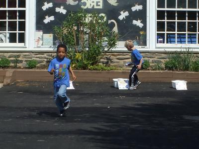 Kindergarten Circles Earth Day