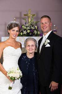 Nick and Jorie Wedding - Family