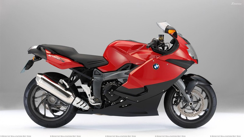 BMW K1300S Stylish In Red Side Pose.jpg