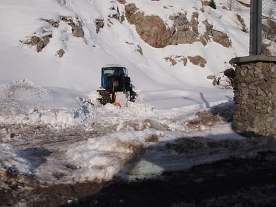 Ski Kazakhstan, Glacier Station Tour March 2012