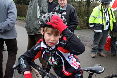 Vlaamse schoolcross Langemark 19/12/2012