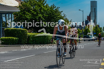 Cardiff Triathlon - ITU Bike Leg
