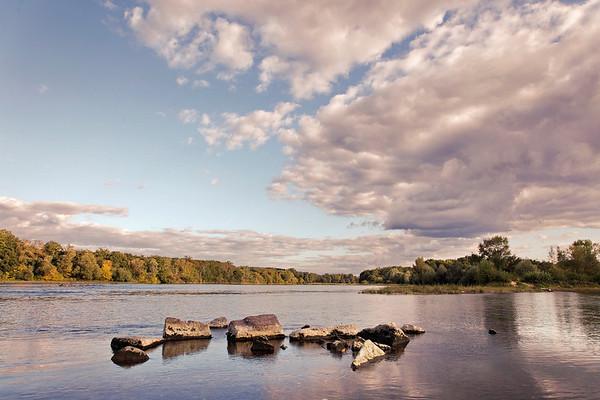 La Loire en Sancerrois