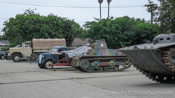 Costa Mesa, CA - Tanks 2006