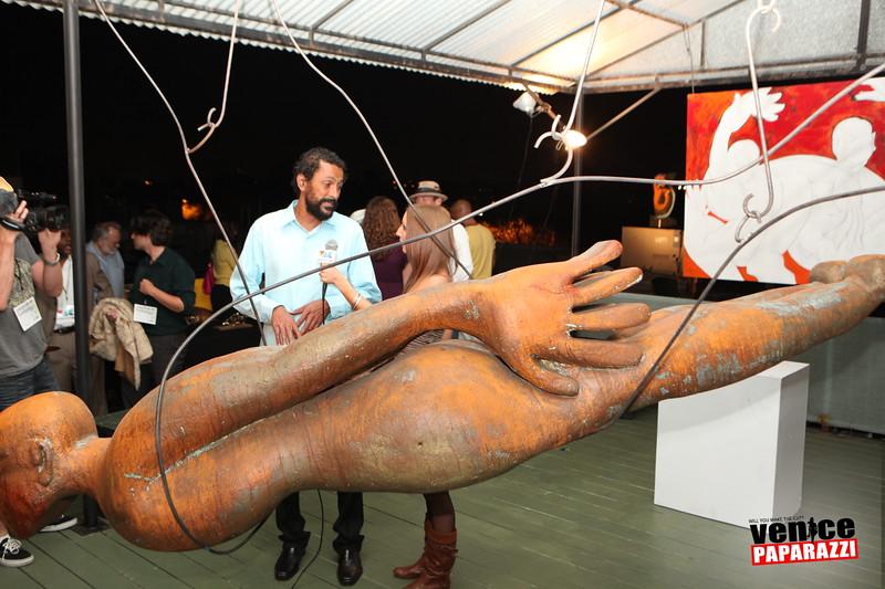 08.19.10  Inaugural Venice Art Crawl