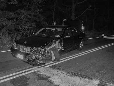 11-3-08 MVA With Injuries, Bear Mountain Bridge Road