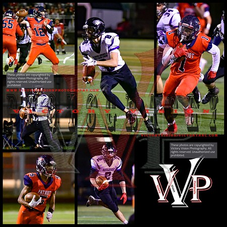 Battlefield @ Patriot Varsity Boys Football 11-1-18