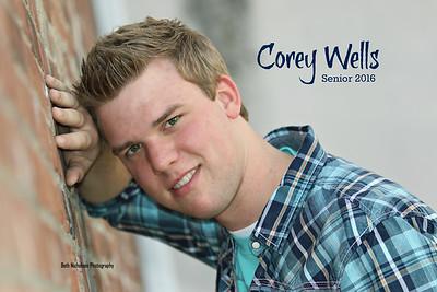 Corey Scott Wells SHS 2016