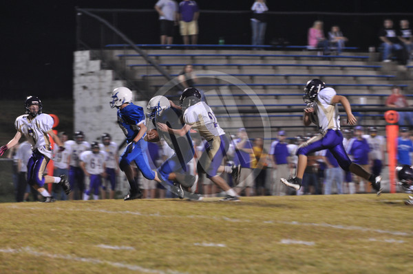 09-27-2012 Jr. Wildcats vs Fentress County