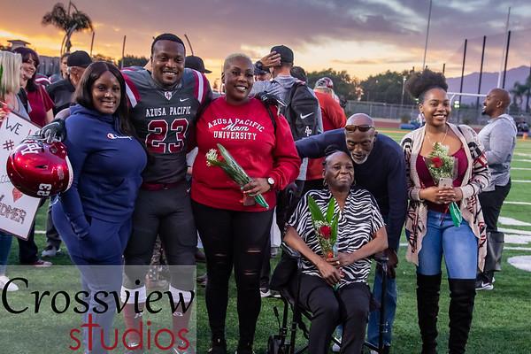 APU Senior Night 2019