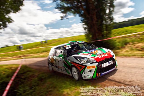 Rallye de Lorraine 2013