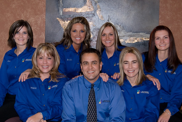 Dental Images~Office Staff Portraits 2007
