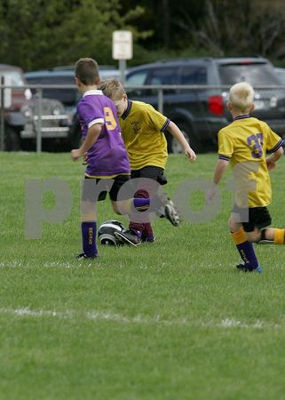 10/16/2005 (Boys U8) Storm vs Sharks