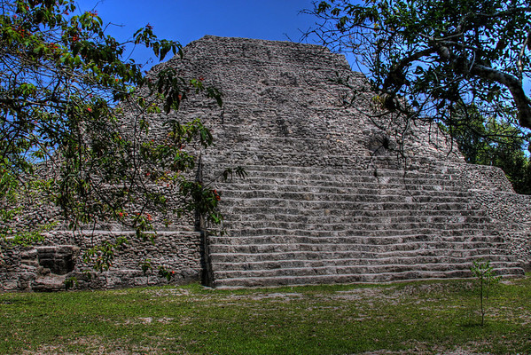 Xunatunich, Belize