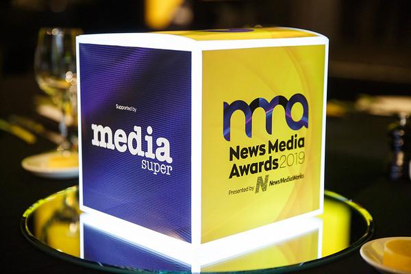 iNFORM News Media Awards 24.09.2019