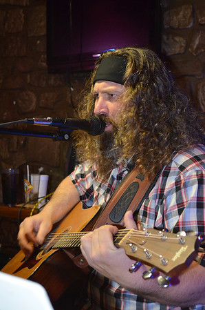 Jolly Wingo acoustic show, Uptown Lounge, Feb. 15, 2013