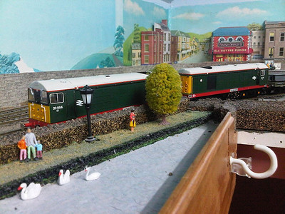 2013 Barton Model Railway