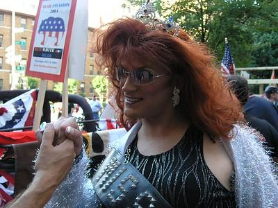 Washington DC Pride Parade & Festival 2004