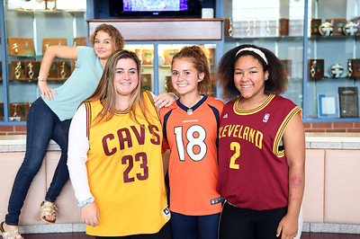 Wednesday: Jersey Day