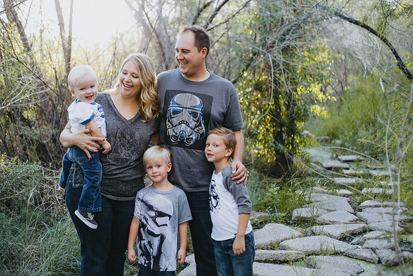 The Bennett Family | Mini Session