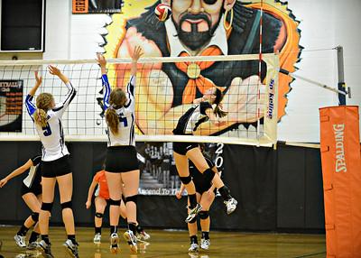 2014 JV Volleyball vs St Joe Central